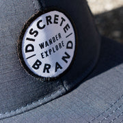 Discrete Clothing arc snapbacks TheDrop