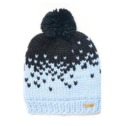 Discrete root hats and beanies blue TheDrop