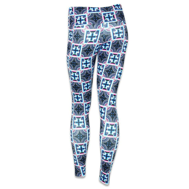 Grassroots opiuo syzygy yoga pants leggings purple TheDrop