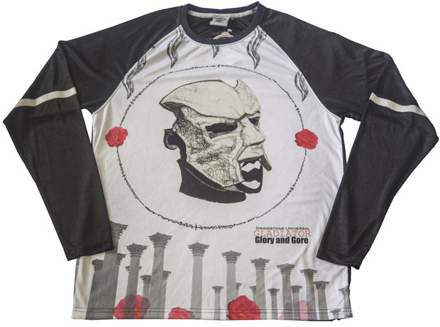 Grindstone Universal gladiator long sleeve reflective tees and tank tops TheDrop