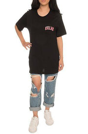 Kill Brand killas arch pocket loose tee tees and tank tops TheDrop