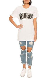 Kill Brand steel city loose tee tees and tank tops TheDrop