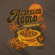 Mexicool acapulco gold mens tee tees TheDrop