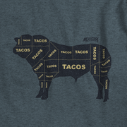 Mexicool taco bull womens tee tees and tank tops TheDrop