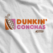 Mexicool™ dunkin conchas womens tee mexico collective white TheDrop
