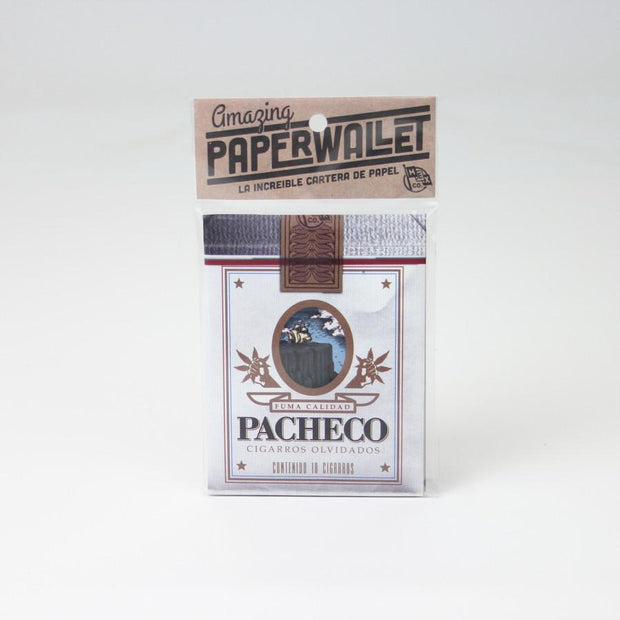 Mexicool™ pachecho paper wallet wallets TheDrop