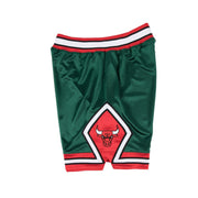 Mitchell Ness nba authentic shorts 08 09 bulls green the lave gallery TheDrop