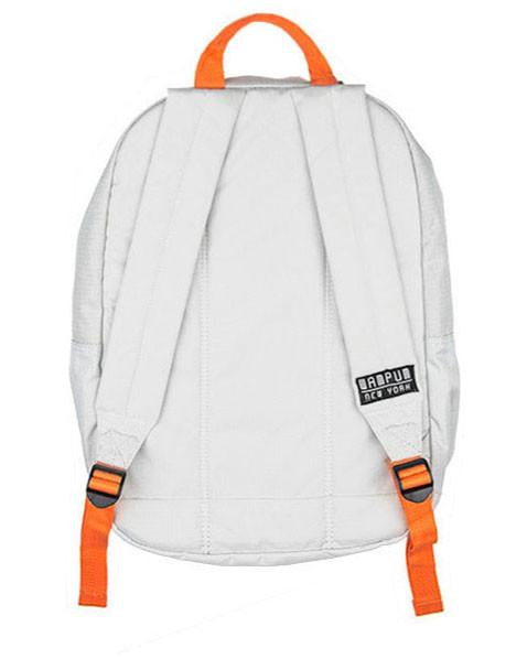 Wampum wampum anchor backpack backpacks bags luggage orange TheDrop
