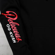 8 9 MFG Co. delicious hooded sweatshirt bred jackets and outerwear TheDrop