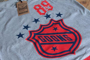 8 9 MFG Co. goons jersey tank top cement tank tops TheDrop
