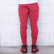 8 9 MFG Co. keys premium terry jogger red pants and joggers TheDrop