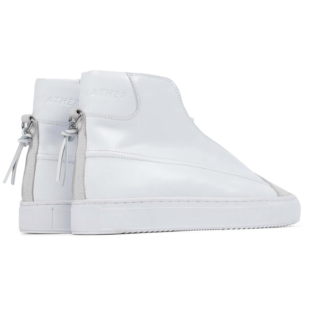 Clearweather sidney white sneakers white TheDrop