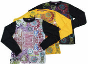 Grindstone Universal copy of urreal long sleeve yellow jerseys TheDrop