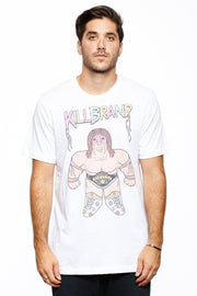 Kill Brand warrior bud tee tees TheDrop