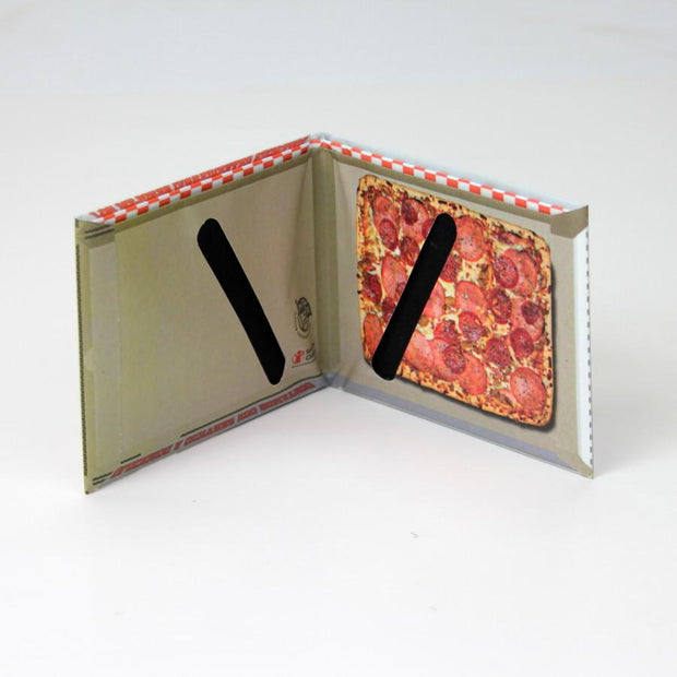 Mexicool™ pizzarin paper wallet wallets TheDrop