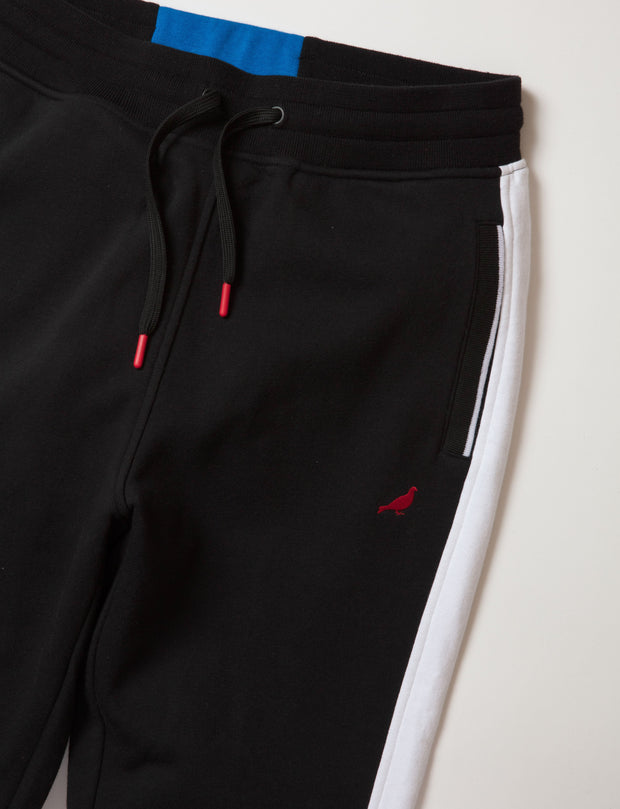Staple Pigeon ski sweatpants 1911b5705 blk staple black TheDrop