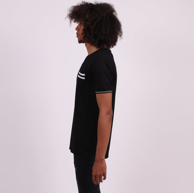 Unitryb the soujourn t shirt black tees (men only) TheDrop