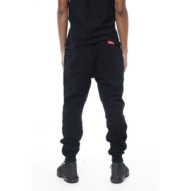 8 9 MFG Co. grief flight jogger black pants and joggers TheDrop
