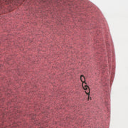 8 9 MFG Co. mini keys premium cabernet tri blend t shirt tees TheDrop