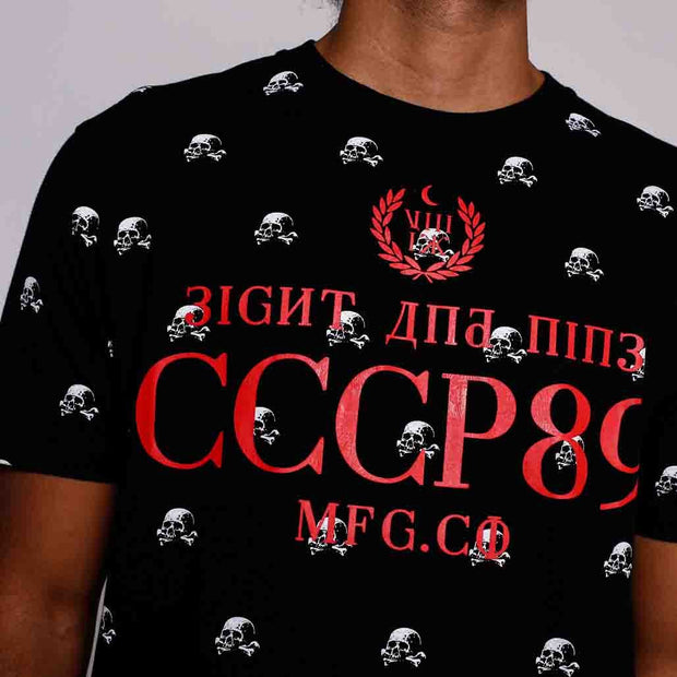 8 9 MFG Co. spetnaz black all over t shirt tees TheDrop