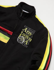 Born Fly mouse trap track jacket 1908m3351 blk jackets and outerwear black TheDrop