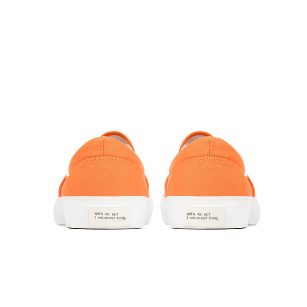 Clearweather dodds rich orange skate shoes orange TheDrop