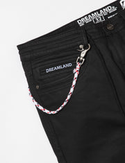 Dreamland the stray cats jean d1909d0162 blk denim jeans black TheDrop