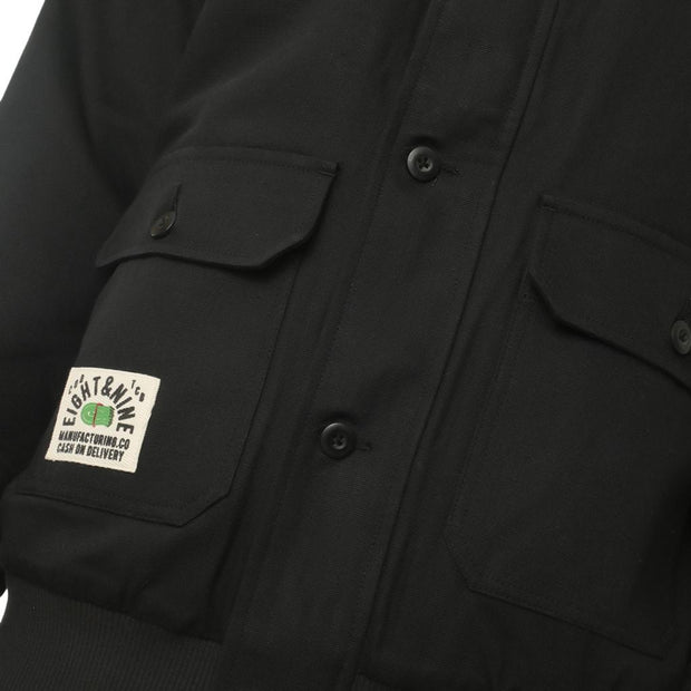 8 9 MFG Co. cod n1 fighter deck jacket jackets and outerwear TheDrop