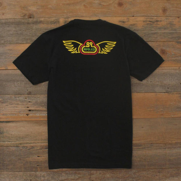 8 9 MFG Co. knack knack t shirt black tees TheDrop