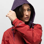 All Good embers elevation lined jackets and outerwear red TheDrop