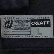 CREATE hockey jersey black jackets and outerwear black TheDrop