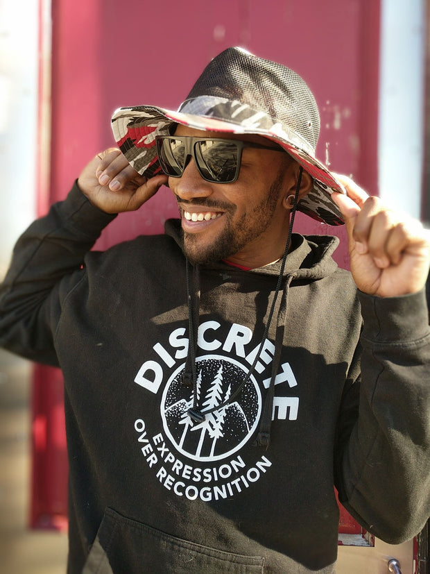 Discrete Clothing hudson hats and beanies TheDrop