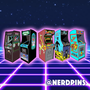 Nerdpins 1981 coin op pin pins and patches TheDrop