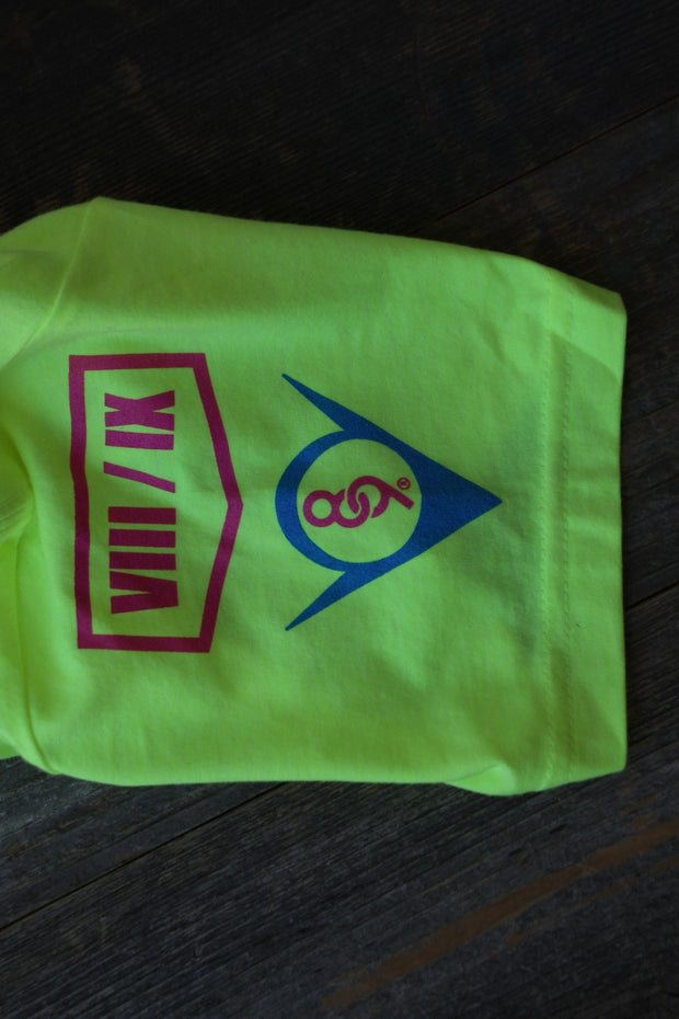 8 9 MFG Co. factory jersey tee volt tees yellow TheDrop