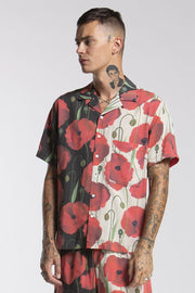 CANDOR Official dual trip aloha shirt button down shirts multi TheDrop