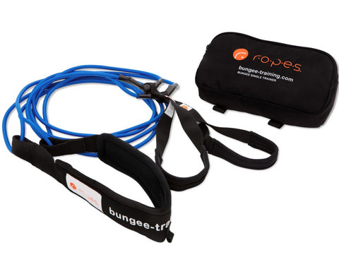 5 x  R.O.P.E.S  Bungee Duo Trainer Medium
