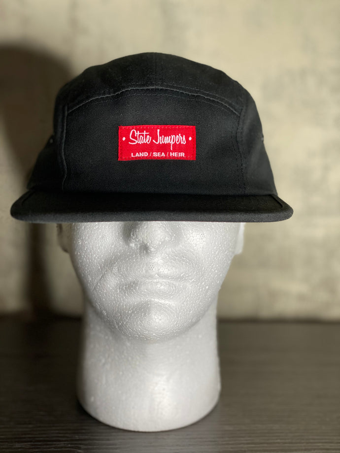 SJC Land / Sea / Heir 5 Panel Trucker Cap