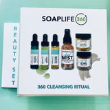 360 Cleansing Ritual Beauty Set