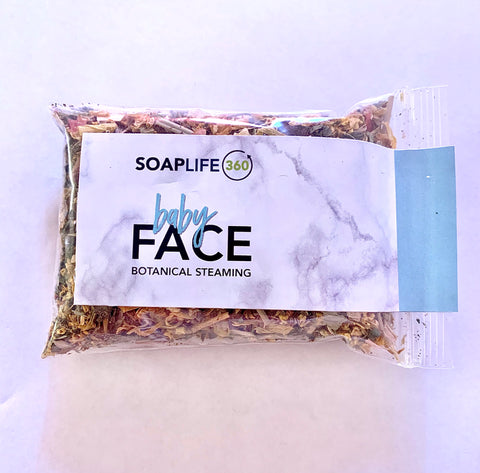 Baby Face Organic Botanical Steam