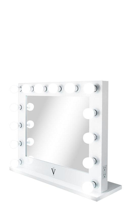 Wide Lighted Hollywood Mirror :: IMPACT Series