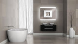 Impact Vanity LED Lighted Bathroom Mirror With Touch Sensor  :: IMPECCABLE Series