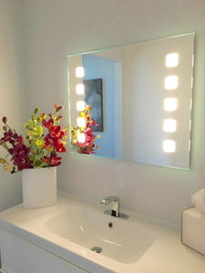 LED Illuminated Bathroom Mirror :: IMPECCABLE Series
