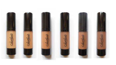 ColorBlend Makeup Camera Ready Foundation