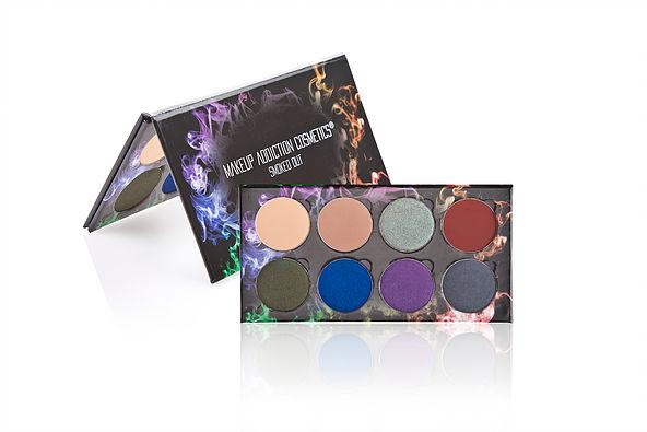 Makeup Addiction Cosmetics 'Smoked Out' Eyeshadow Palette
