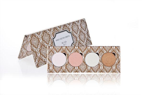 Makeup Addiction Cosmetics Holy Glow Vol. 2 Highlighter Palette