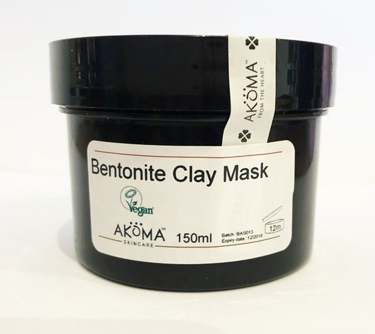 Akoma Bentonite Clay Mask