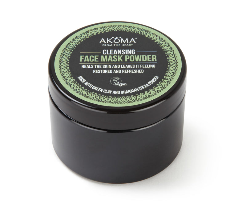 Akoma Cleansing Face Mask Powder