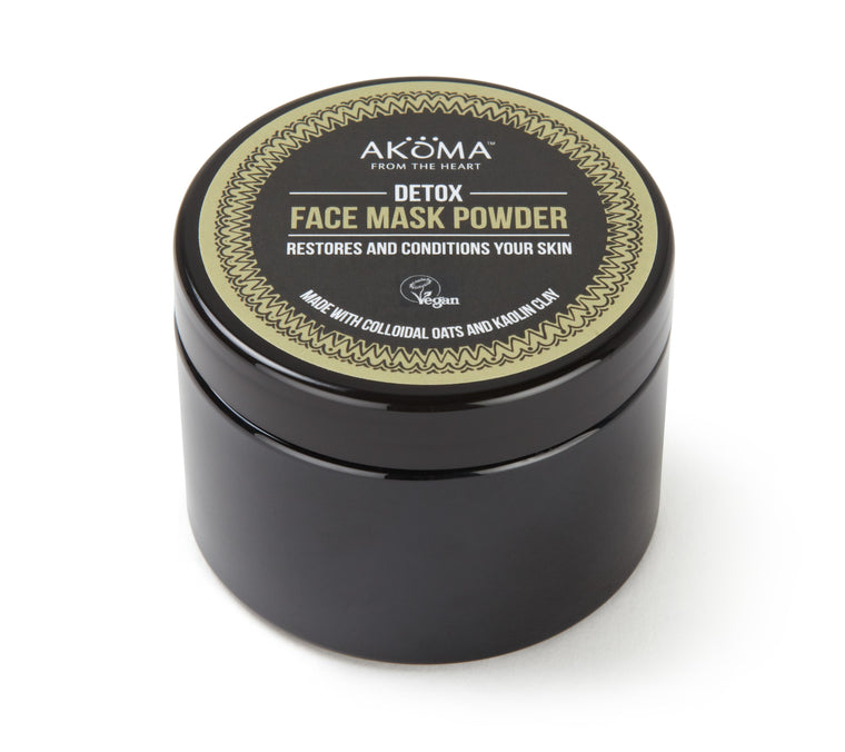 Akoma Detox Face Mask Powder