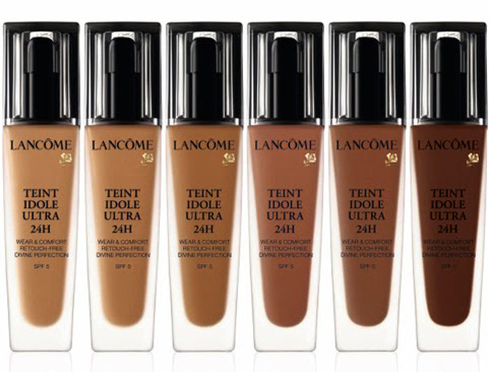 Lancome - Flawless Shades