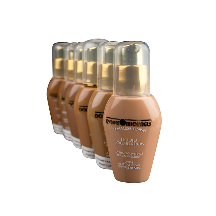 Doris Michaels Liquid Foundation